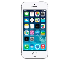 APPLE iPHONE 5s - 16 GB PLATA