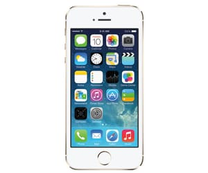 APPLE iPHONE 5s - 16 GB DORADO