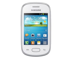 SAMSUNG GALAXY STAR S5280 BLANCO
