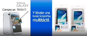 REGALO FUNDA CON SAMSUNG NOTE II